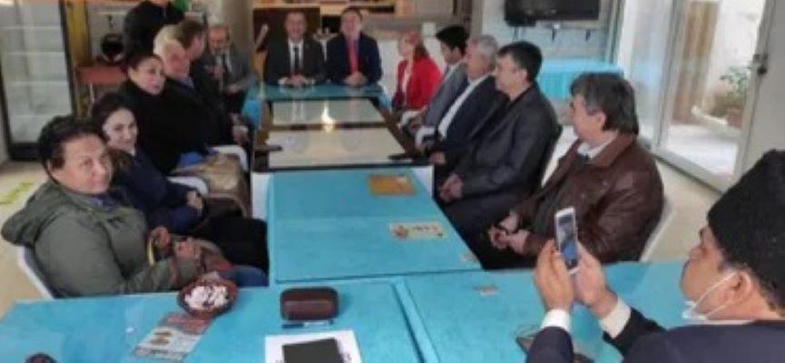 """15 partinin katılımıyla """"Anadolu İttifakı"""" kuruluyor."""