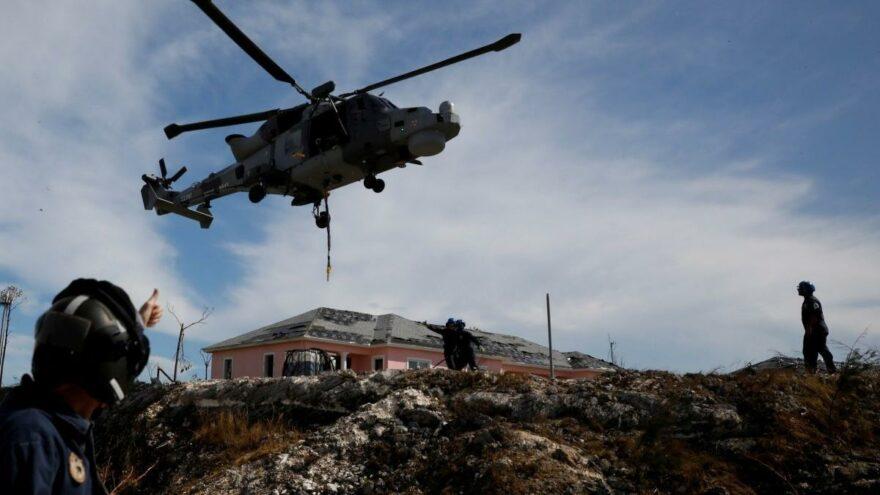 ABD'de Ulusal Muhafızları taşıyan helikopter düştü