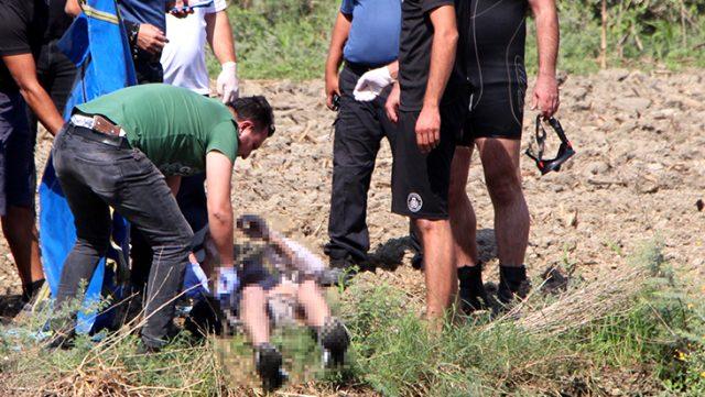 Adana'da sulama kanalında bir erkeğe ait cansız beden bulundu