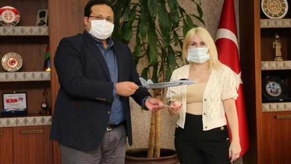 AKDENİZ Üniversitesi Antalya Teknokent ile Türk savunma sanayisinin önemli kuruluşlarından TUSAŞ ile sözleşme imzaladı
