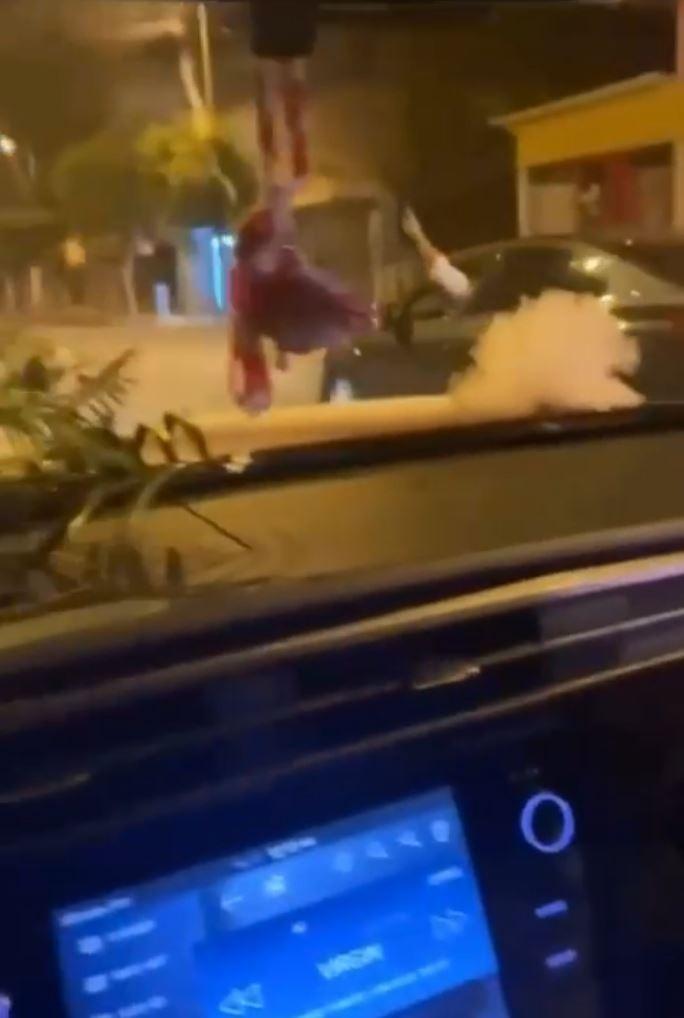 Antalya'da düğün sonrası ortaya çıkan görüntüler pes dedirtti