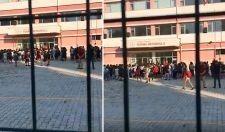 Antalya'da öğretmenlik mesleğine yakışmayan davranış