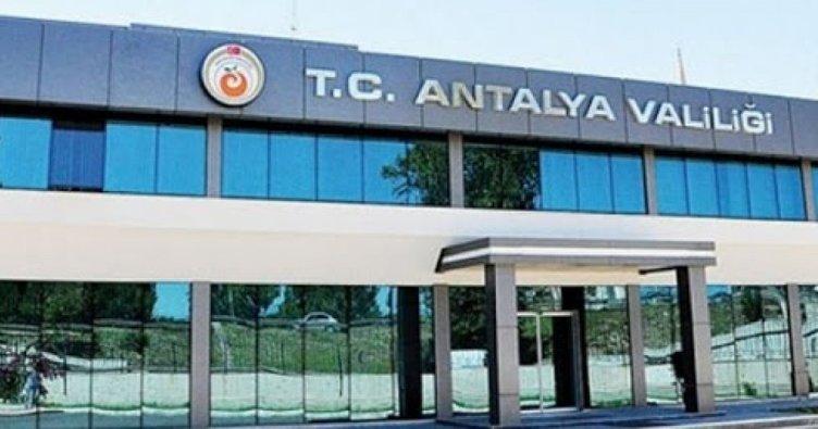 Antalya'da ormanlara giriş yasağı bir ay uzatıldı