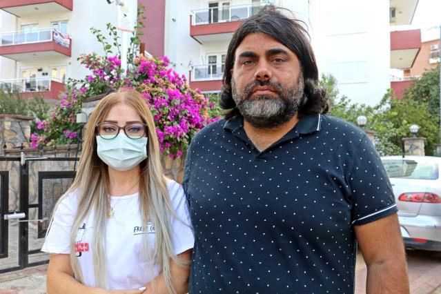 Antalya'da sokak ortasında palalı, tekme ve yumruklu saldırıya ait yeni görüntüler ortaya çıktı.