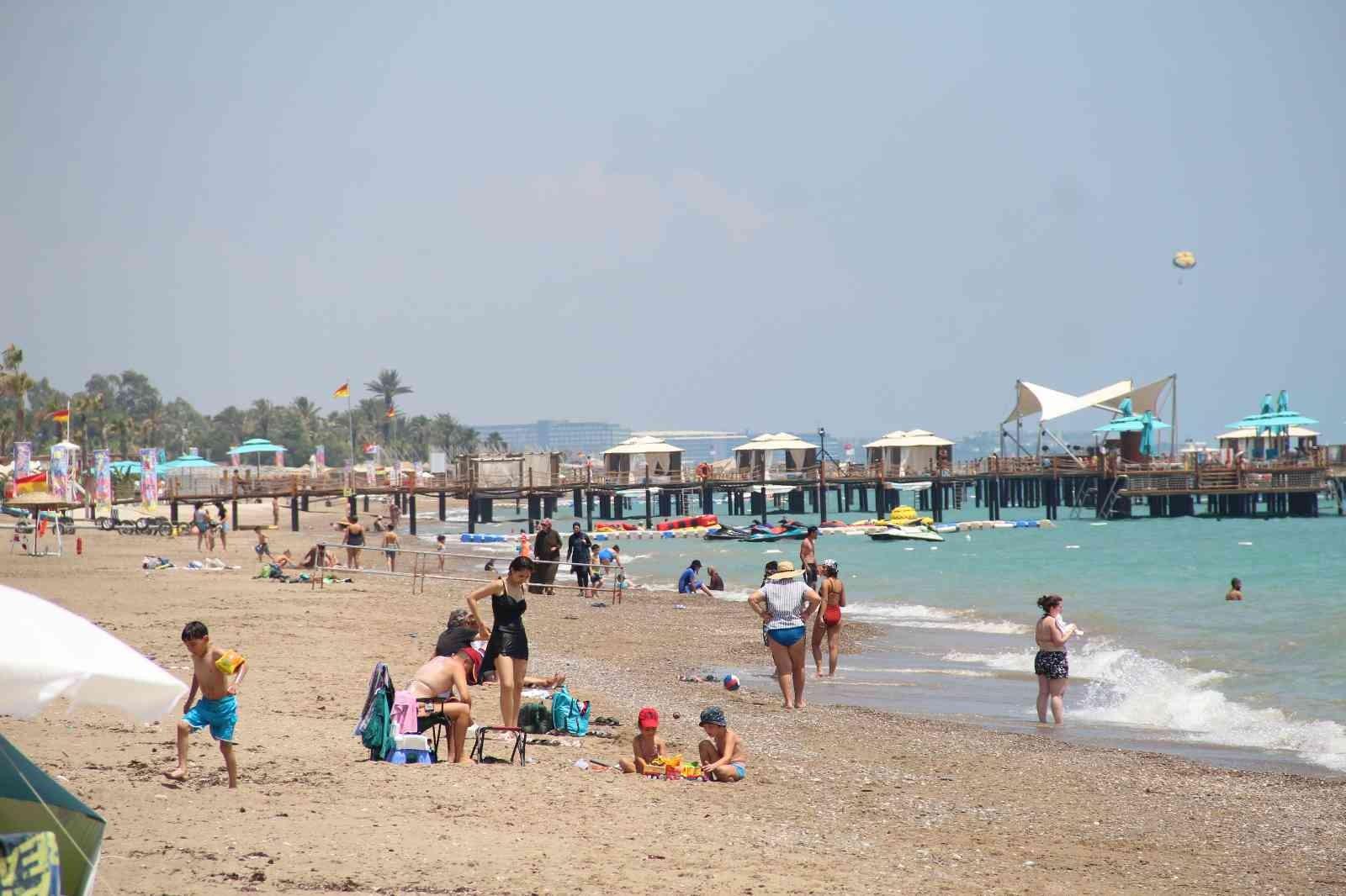 Antalya'da Turizm Açısından En İyi Ekim Ayı Yaşanıyor