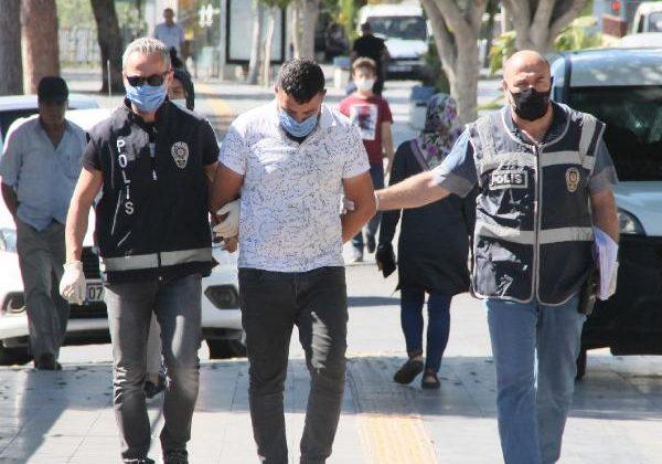 Antalya'daki Minibüsü çalıp Konya'da bir hurdacıya satan 2 kişi  yakalandı