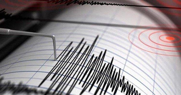 Antalya Kaş açıklarında 6 büyüklüğünde deprem meydana geldi
