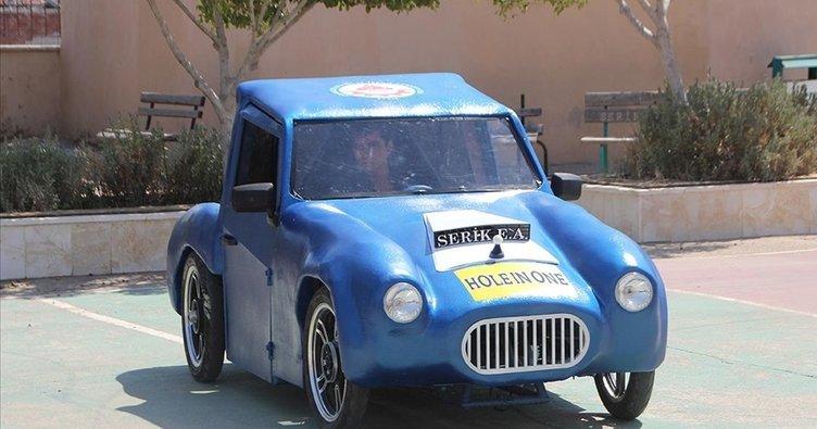 Antalya'lı Öğrenciler tasarladıkları elektrikli araç ile TEKNOFEST yarışlarına katılacak