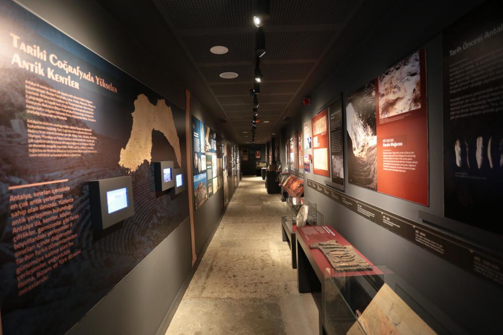 Antalya'nın kent müzesi kapılarını açıyor