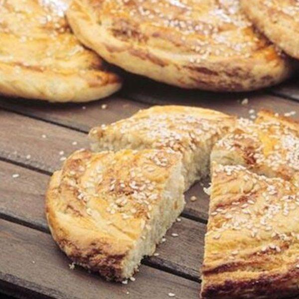 Antalya'nın Meşhur Tahinli Çöreği