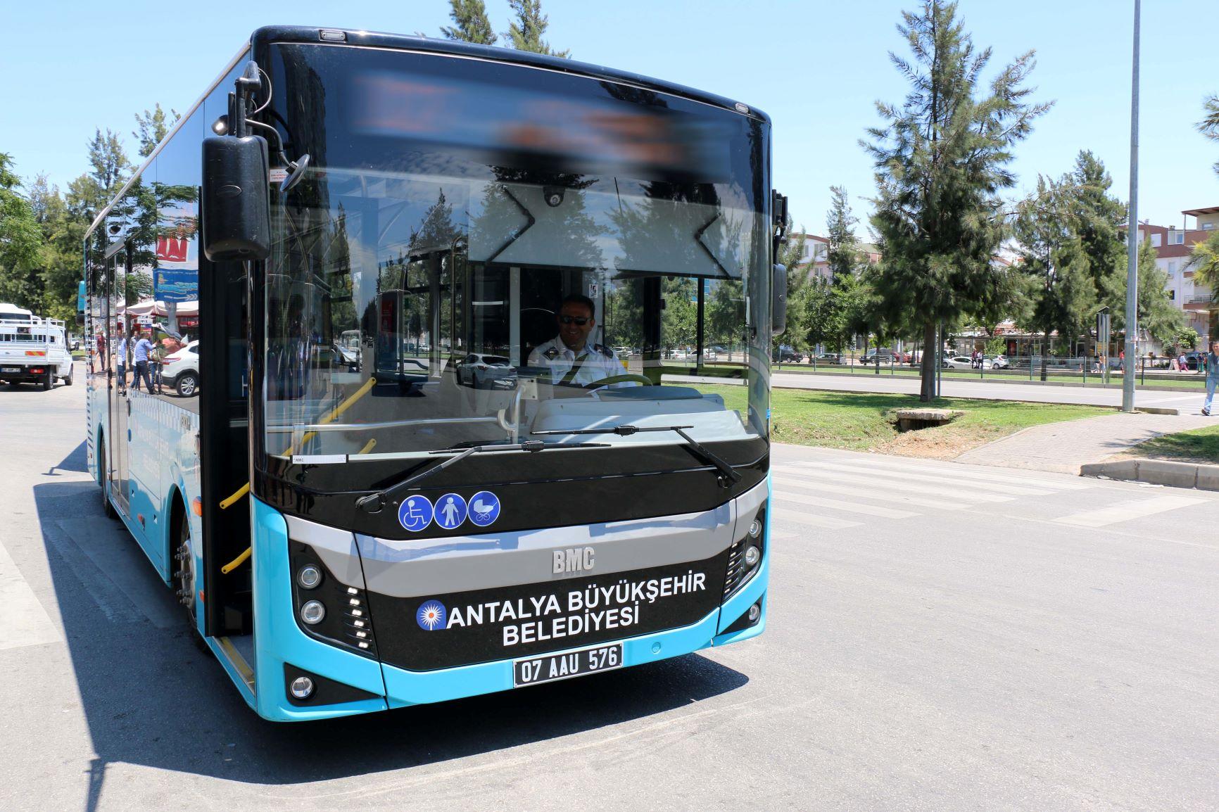 Antalya  Ulaşımında yeni hatlar