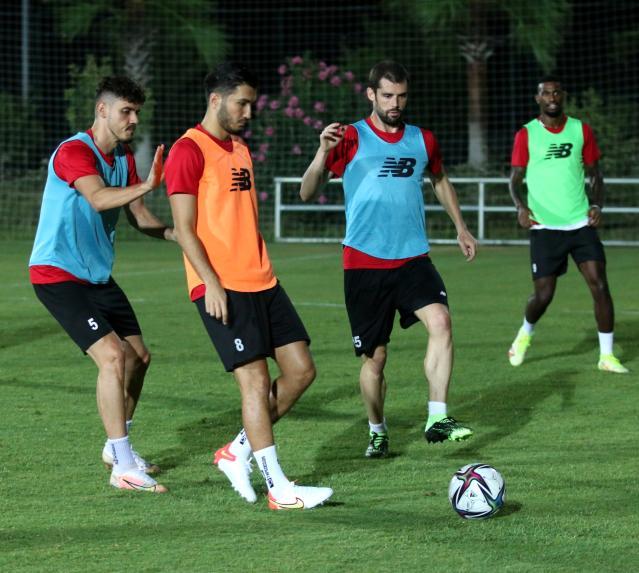 Antalyaspor'da Çaykur Rizespor hazırlıkları sürüyor