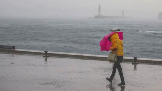 Baharı bir süre daha bekleyeceğiz! Meteoroloji'den sağanak ve fırtına uyarısı