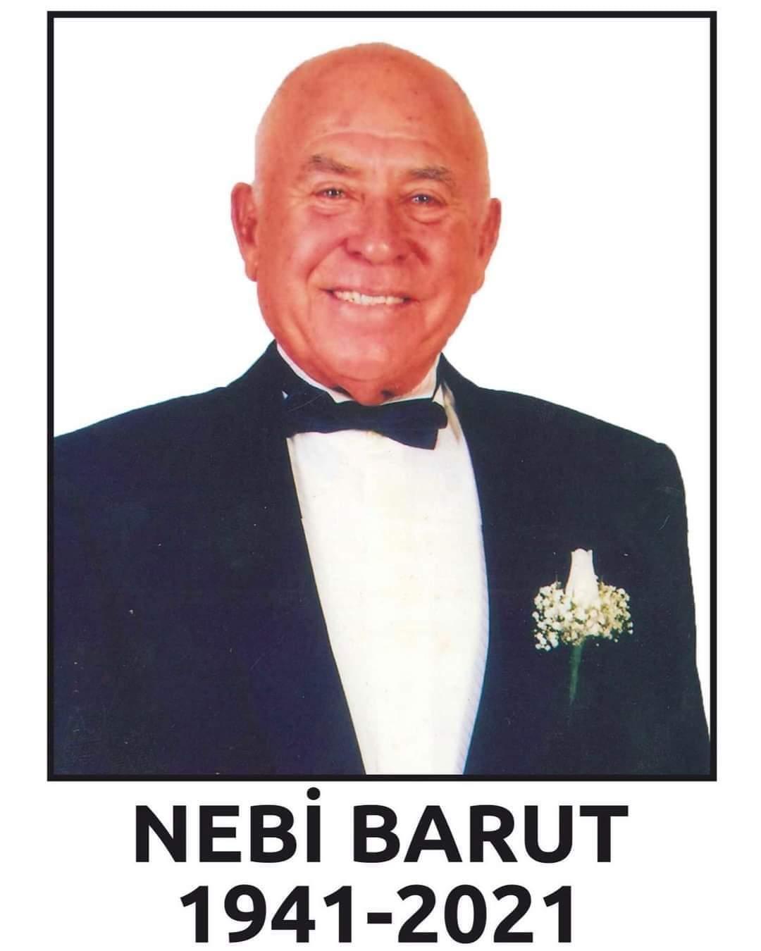 Barut otellerinin kurucusu Nebi Barut vefat etti