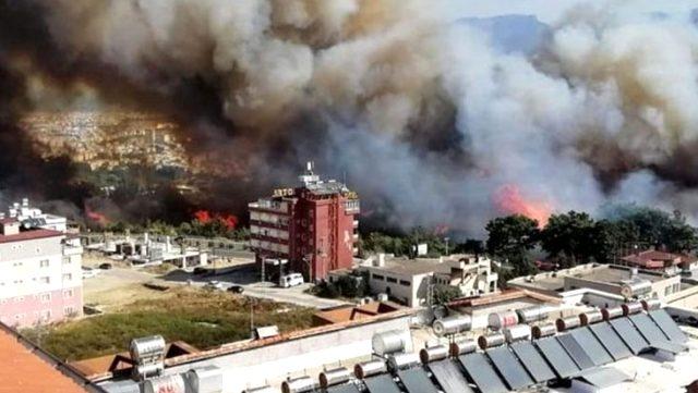 Belediye Başkanı, Hatay'daki maden sahası iddialarına iki yıl önceki yangınla cevap verdi
