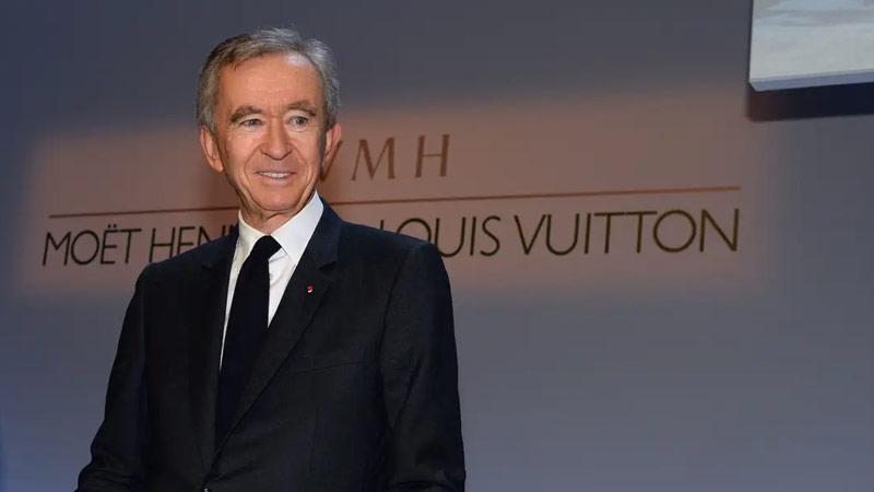 Bernard Arnault bir günde 11.3 milyar dolar kazandı