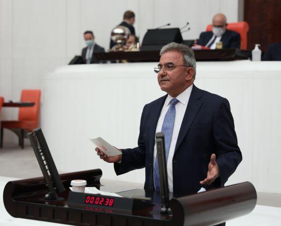CHP'Lİ BUDAK DELTA PLUS VARYANTINA KARŞI UYARDI
