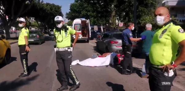 Elektrikli bisikleti devrilince otobüsün altında kalan kişi hayatını kaybetti