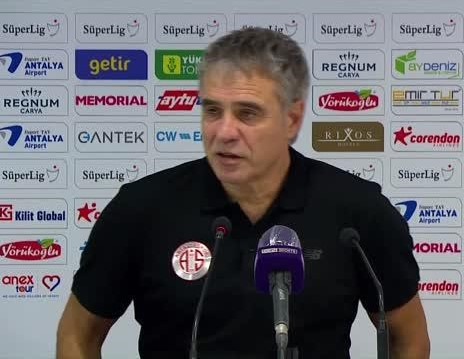"""Ersun Yanal: """"Çok basit görülen 2 kart bizi oyundan düşürdü"""""""