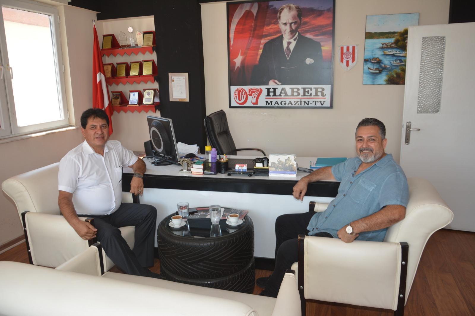 Önceki Dönem Kemer Belediye Başkanı Mustafa Gül'ün Gazileri Anma Mesajı