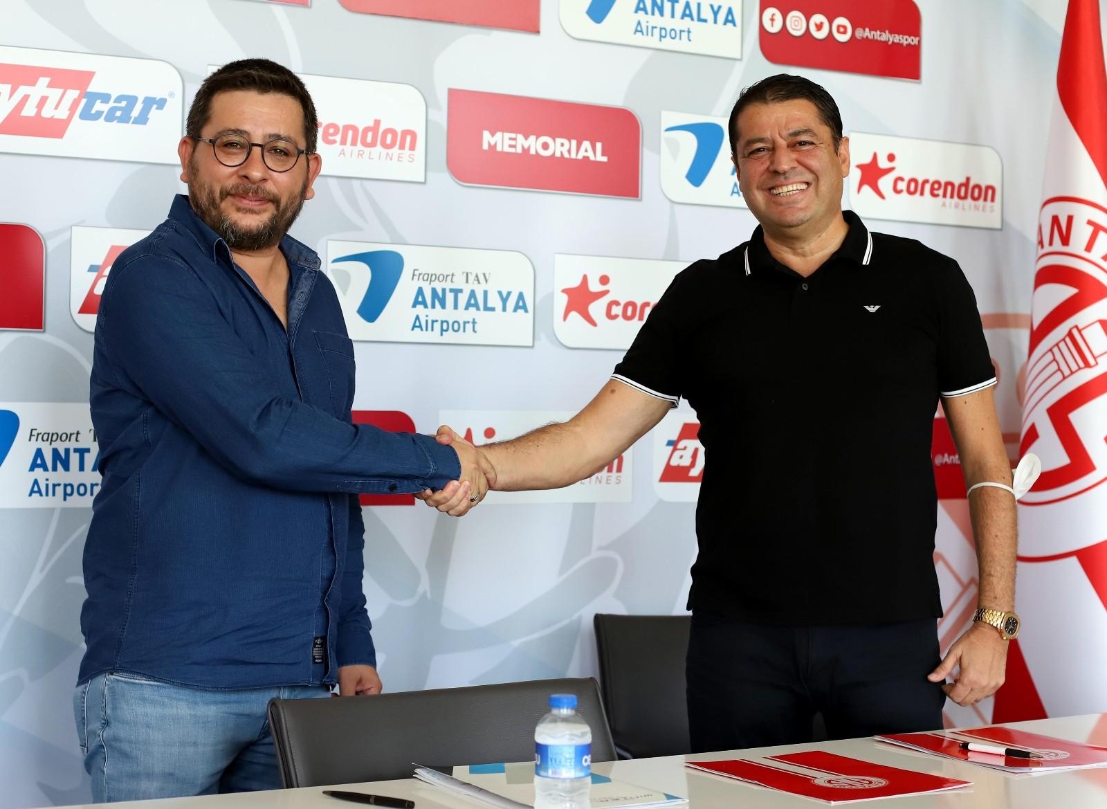FT Antalyaspor ile Winter League arasında marka işbirliği sözleşmesi imzalandı