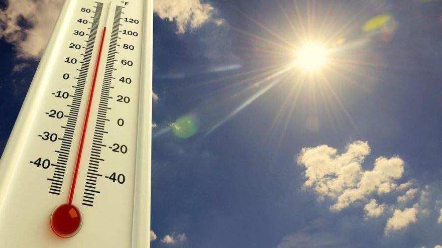 Her gün daha da ısınacak, 40 dereceye yaklaşacak!