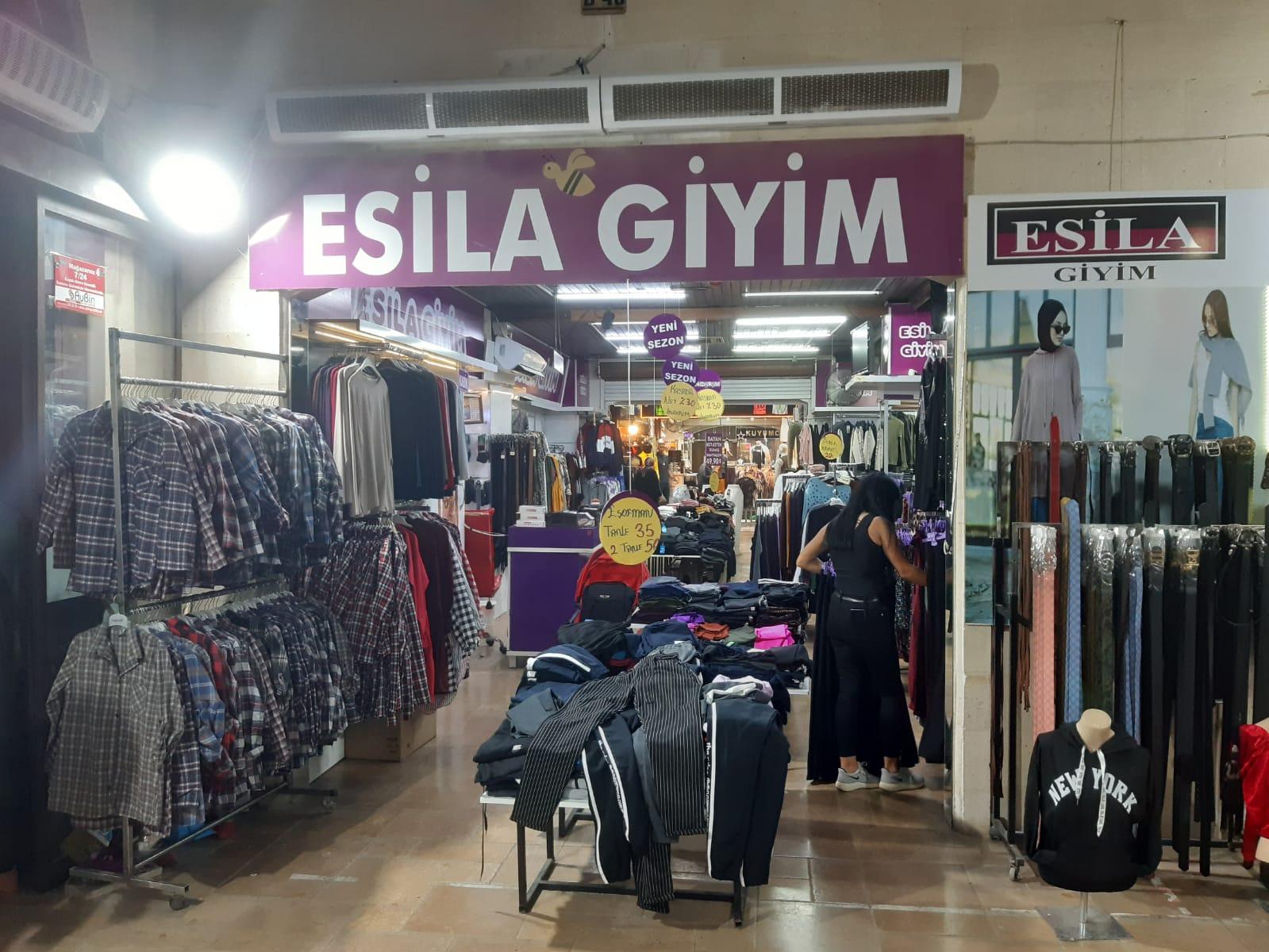 Kaliteli  Ürün ve Uygun Fiyatların Adresi Esila Giyim