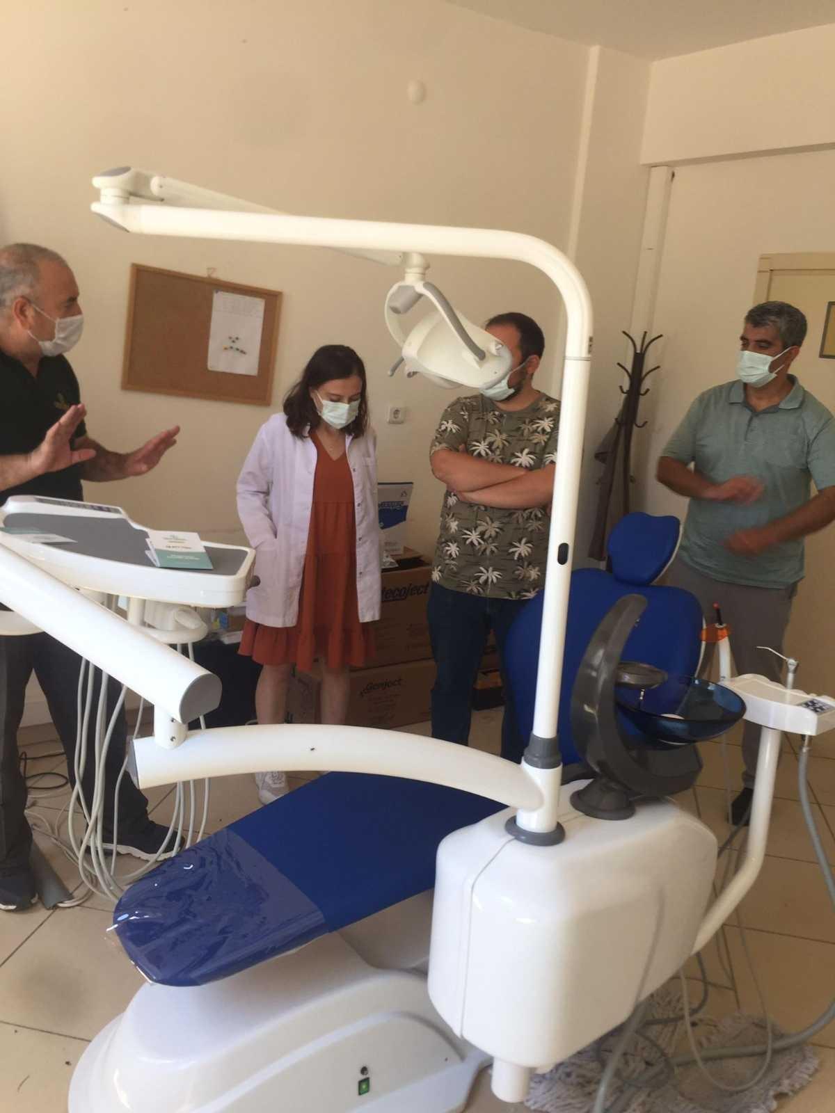 Kumluca Ağız ve Diş Sağlığı Merkezi yeniden hizmete başlıyor