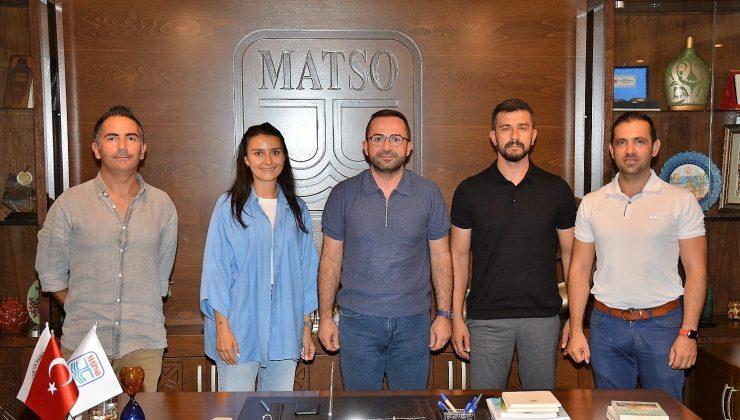 """MATSO başkanı Güngör '' Turistlerin Manavgat bölgesini tercih etmelerinde Antik Side'nin çok önemli bir etken olduğunu biliyoruz """""""