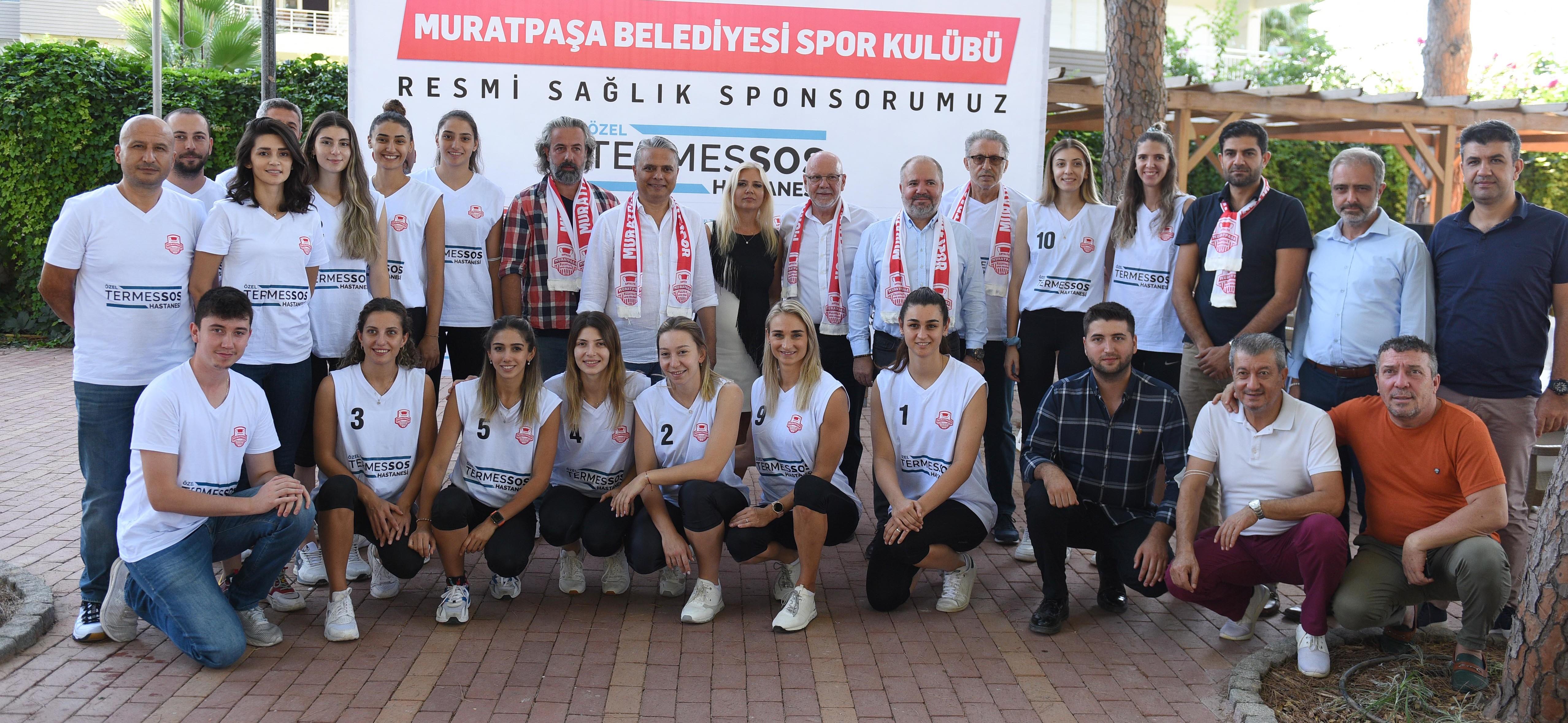 Muratpaşa'nın Sultanları iddialı geliyor