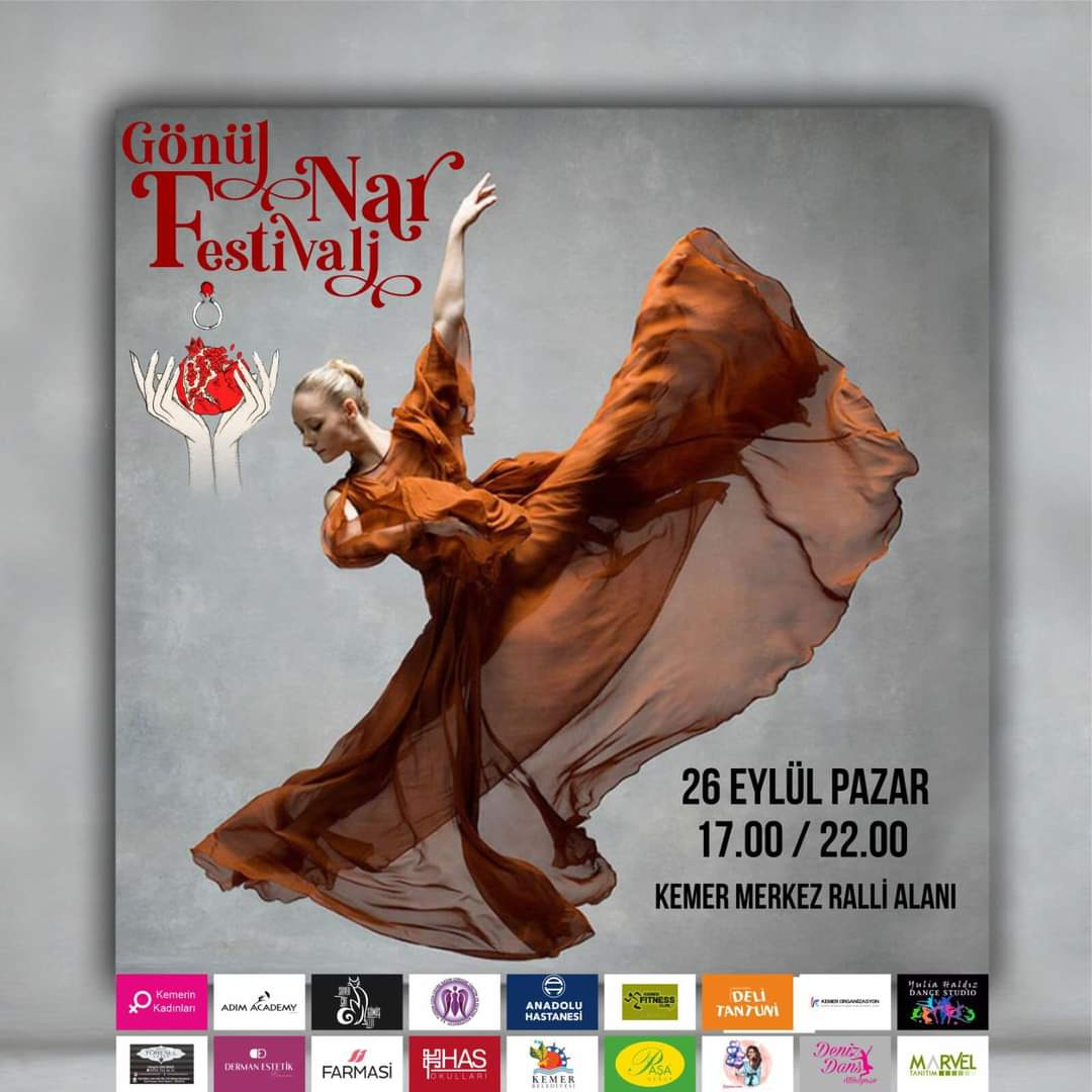 """Mustafa Gül'den """"Gönül Nar Festivali"""" ne davet"""