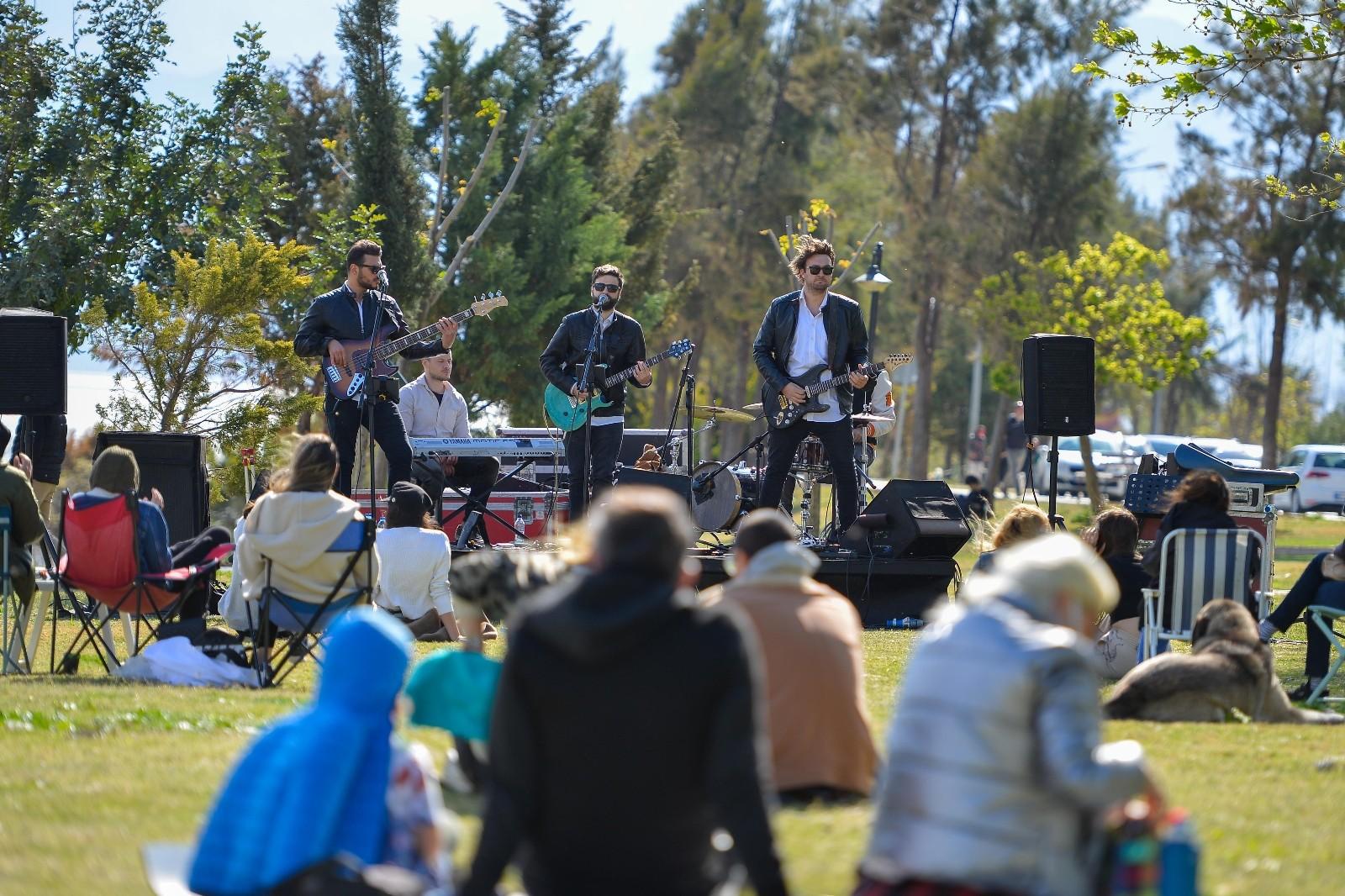 'Müzik Sokakta' projesi sona erdi