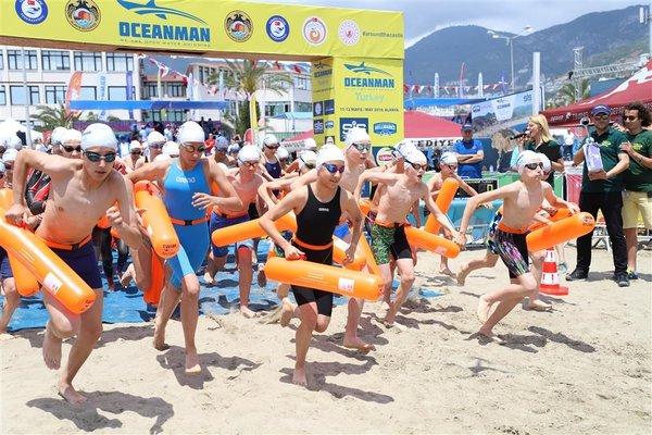Oceanman ikinci kez Antalya'nın Alanya İlçesi'nde yapılacak.
