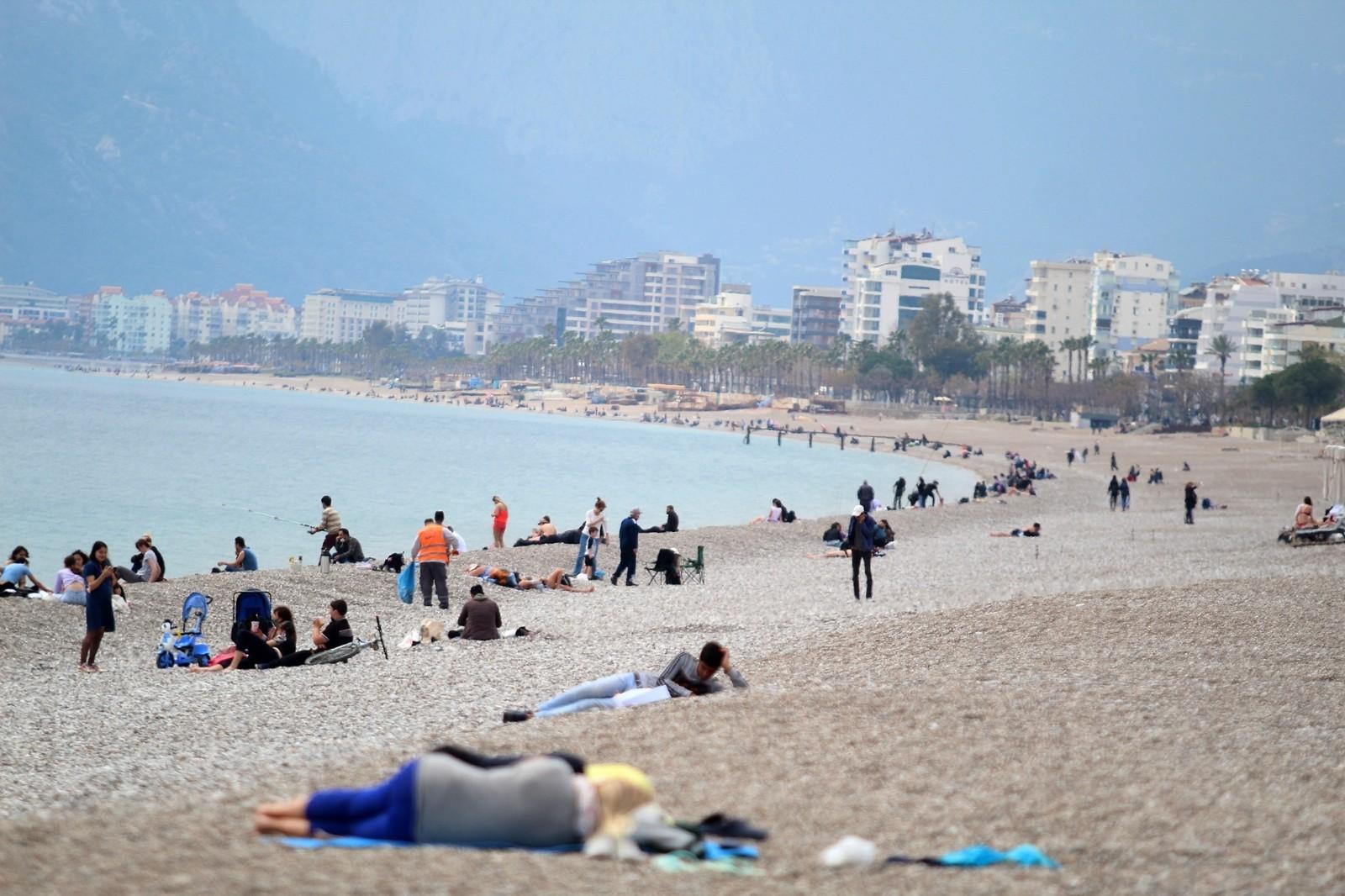 Pandemi nedeniyle yaşanan süreçte turizm sektörünün yılın ilk çeyreğinde 15 milyar lira kredi kullandı