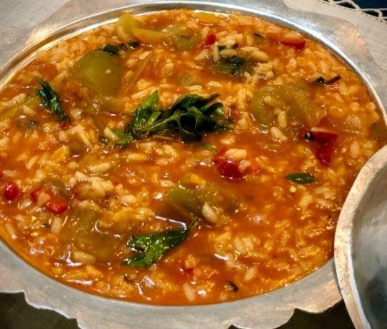 Pirinçli Civge (Cive) Antalya'nın Meşhur Yemeği