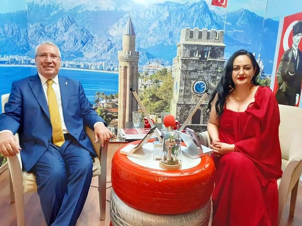 Renkli Simalarda Gül Gültekin'in dünkü konuğu Cumhuriyet Halk Partisi 22.Dönem Antalya Milletvekili Tuncay ERCENK oldu.