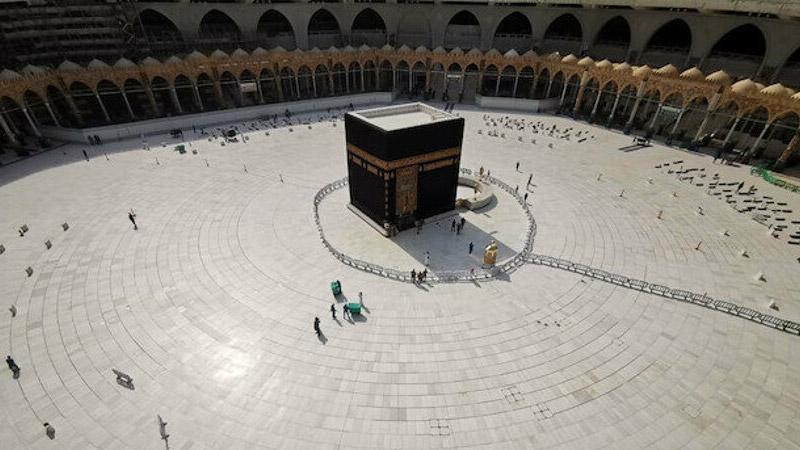 Riyad, Mekke ve Medine'de Koronavirüs nedeniyle sokağa çıkma yasağı