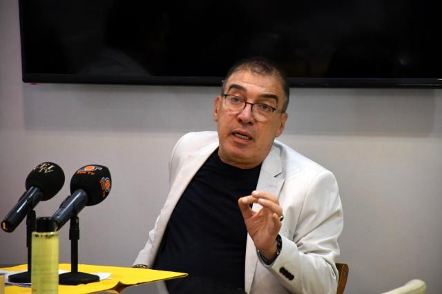 Şahin Kırbıyık düzenlediği basın toplantısında tüm olumsuzluklara rağmen şampiyon olacaklarını söyledi