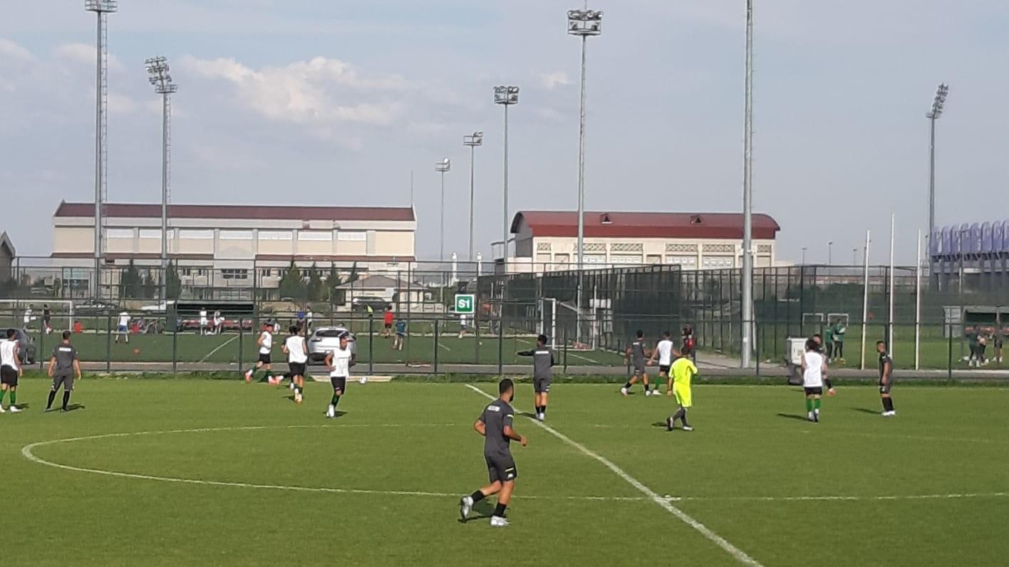 Serik Belediyesspor, hazırlık maçında Nazilli Belediyespor'u 2-0 mağlup etti
