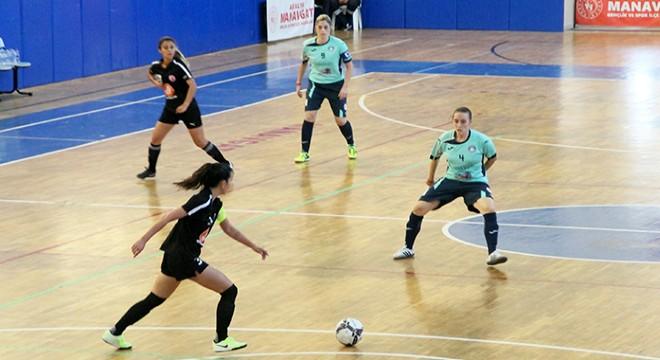 SPOR Futsal Avrupa Şampiyonlar Ligi, Manavgat'ta başladı