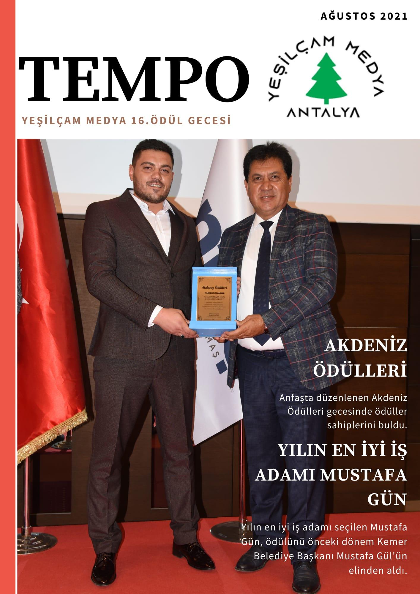 Tempo Dergisi Ağustos Özel Sayısı Çıktı