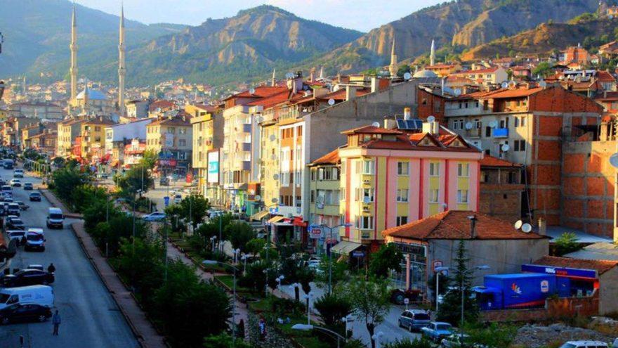 Tosya'da misafirlik ziyaretleri yasaklandı