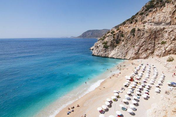 Turizm Bakanlığı Akdeniz'deki en güzel 5 plajı seçti