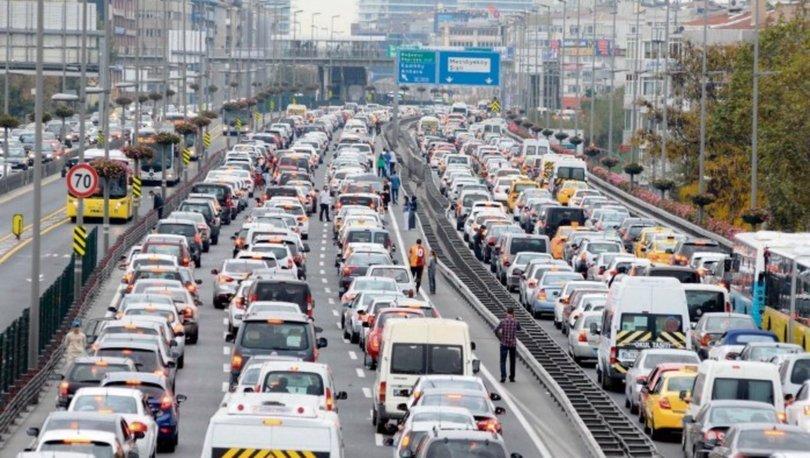 Türkiye'de Ağustos ayında 95 bin 896 adet taşıtın trafiğe kaydı yapıldı